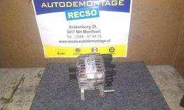 Gebruikte Dynamo 03C903023B 1.4TSI 1.6 FSI BLF Golf Jetta A3