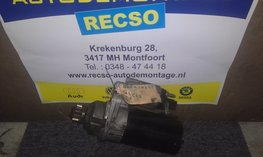 Gebruikte Startmotor 0AM911023F Passat Jetta Golf CAX 1.4TSI