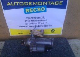 Gebruikte Startmotor 0AM911023R 1.4 1.2 TSI Golf A3 Jetta