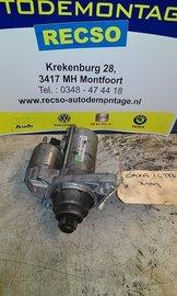 Gebruikte Startmotor VAG 02Z911023G P PX BLG JAU 1.4 TSI