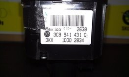 Lichtschakelaar Vw golf jetta Passat T5 gp , 3C8941431C