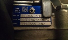 POLO 6C A1 Ibiza Turbo V03846515C 1.4 TDI CUS 3590km