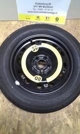 Polo 6r Ibiza 6j reservewiel reserve wiel 15 inch 6R0601027E