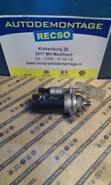 Startmotor T5 Transporter 2.0TDi 0001123038 02E911024A