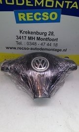stuurairbag 3B0880201AG / BK Golf 4 Bora Passat airbag links
