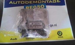 VW EOS 2.0 FSI motor Computer ECU 06F906056GA BVY