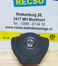 Stuurairbag Stuur airbag Golf 6 Caddy Polo Passat Tiguan