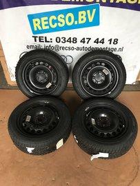 VW Passat B8 Eos Winterset winter Dunlop 205/55/16 3C0601027BE