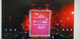 VW Audi Instrumentenpaneel Reparatie scherm VDO LCD Scherm