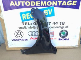 VW Touareg 7P Scherm Links Spatscherm  LC9X 7P6821105E