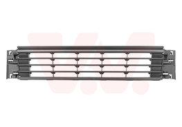 Polo 6C Ventilatiegrille,Luchtgrill met Chrome lijst 6C0853671A