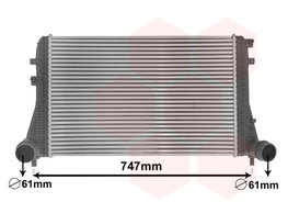 VW Caddy 1.6 TDI Intercooler 1K0145803AF