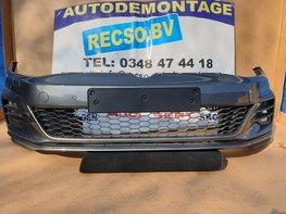 VW Golf 7 Facelift GTI/GTD Voorbumper 6XPDC+KLS LR7H