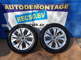 VW Passat Dartford Velg Continental Nieuw 235/45/18 3G0601025H