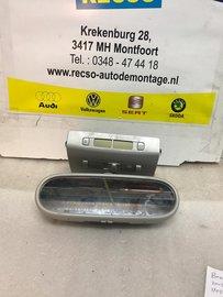 beetle cabrio binnenspiegel digitale klok 1Y0857511AQ 1Y0857511AR