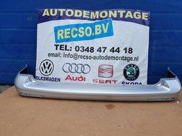 Achterbumper VW Transporter T5 GP La7w Origineel