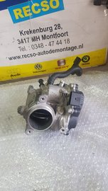 VW Sharan 7N Luchtinlaat 04L126637A