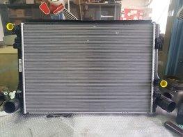 VW Tiguan 5NA 2.0 TSI koelers 5q0121251GN 5q0145803N
