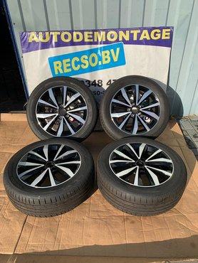 VW T-Roc R-Line Mayfield velgen 215/55/17 Hankook 2GA601025P K B N