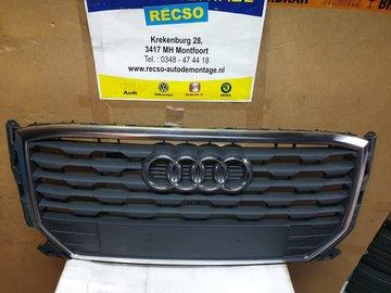 Audi Q2 voor Grill orgineel 81A853651