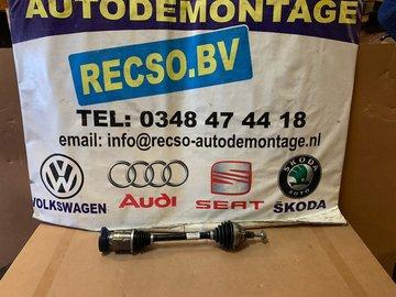 VW Tiguan Arteon Passat 2.0 Tdi Aandrijfas Rechts 3Q0407272BH