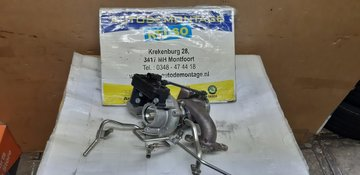 VW VAG Turbolader Turbo 1.5 TSI 05E145701K 04E145725DF