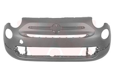 FIAT 500 VoorBumper Nieuw 735657231 2015+Lounge