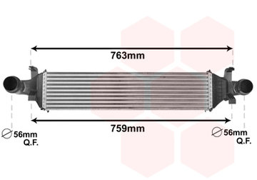 Mercedes A Klasse W176 intercooler A246-500-0100