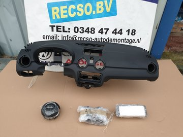 AUDI A1 8X S1 Airbagset Compleet