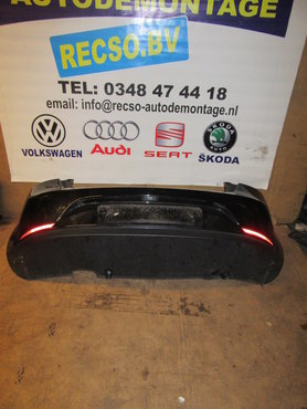 achterbumper Seat Ibiza 5deurs bumper zwart krasjes