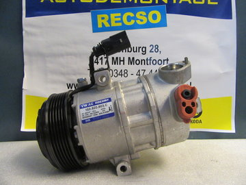 Aircopomp Airco compressor VW UP CITIGO MII 1S0820803C