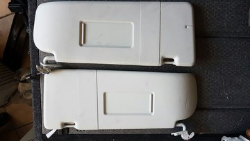 Zonneklep VW Sharan Amarok 7M3857552Q