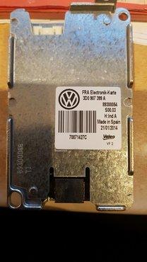 VW PHAETON knipperlicht module  3D0907399A