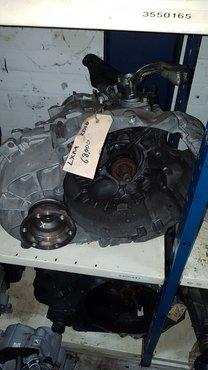 Versnellingsbak VW Audi Skoda Seat LXM 6 Bak 2.0 TDI