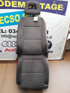 Audi a2 interieur stoel