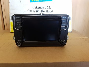 Beetle t6 passat touran Bluetooth radio touchscreen 5K7035200