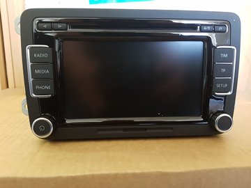 golf 6 Polo Scirocco passat cd radio media 3C8035190C