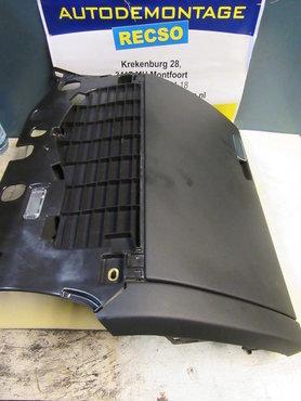 A4 8K 2012 dashboard kast kastje 8K1857035B zwart