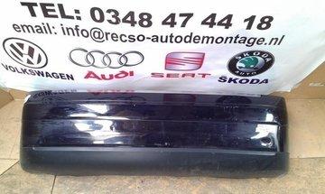 achterbumper Audi A2 bumper zwart deukje krasjes