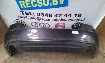 achterbumper Audi A5 2010 bumper donkergrijs krasjes