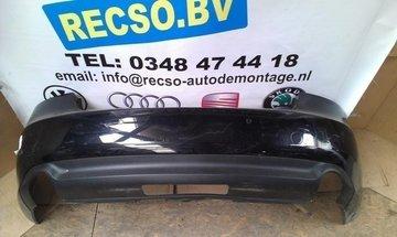 achterbumper Audi A5 bumper zwart krasjes