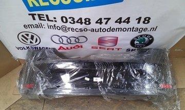 achterbumper Seat Ibiza 3-deurs bumper zwart