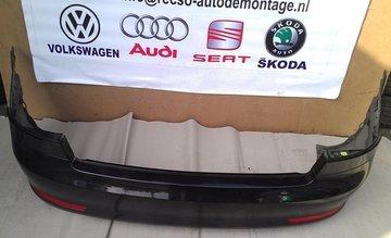 achterbumper Skoda Octavia bumper 2011 PDC ZWART