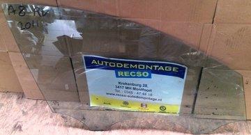 Audi A8 4H 2011 Portier Ruit Glas Rechtsvoor raam