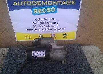 Gebruikte Startmotor 03G911023 2.0 TDI BPW BLB Audi A4 A6 Exeo