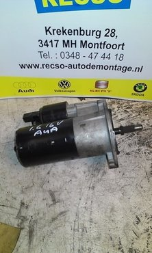 Startmotor VW Audi A2 POLO AUA 1.4 0001107025 036911023S