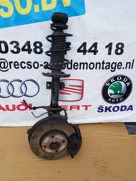 VW UP Seat Mii Skoda Citigo veerpoot Links voor