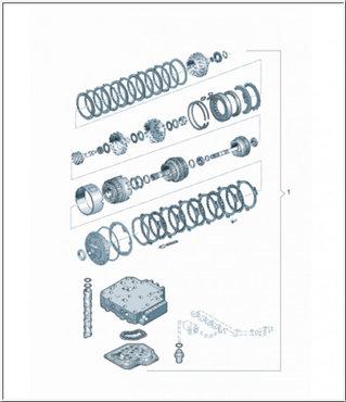 Schakelelementen Met Regelkast 01N321025CX