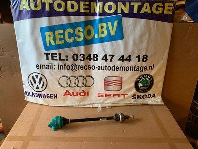 VW Arteon Passat 2.0 Tdi Aandrijfa Rechts achter 3Q0501204D