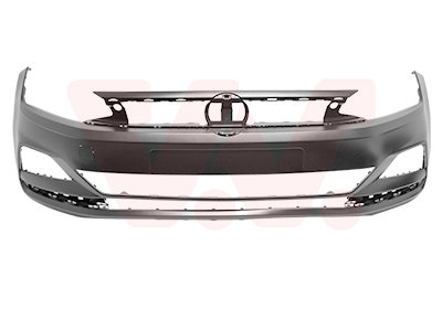 VW Polo 2G Voorbumper nieuw gespoten